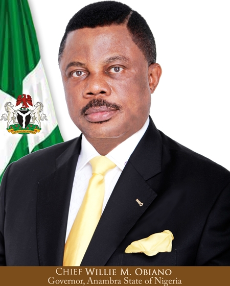 Buhari Orders IGP To Return Obiano's Security Aides