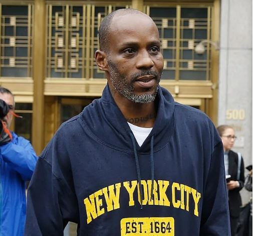 DMX Pleads Guilty to One Count of Tax Evasion, Facing Jail Time
