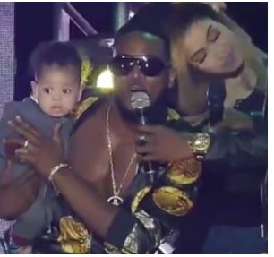 Image result for D'banj loses one year old son