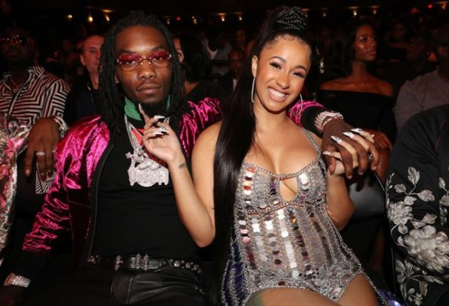 Cardi B Responds to Offset's Cheating Video With Raunchy Tweet