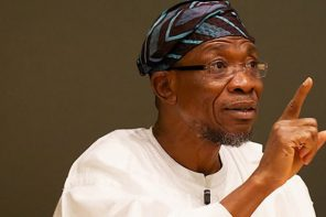Why I didn't pick a senatorial ticket  – Rauf Aregbesola