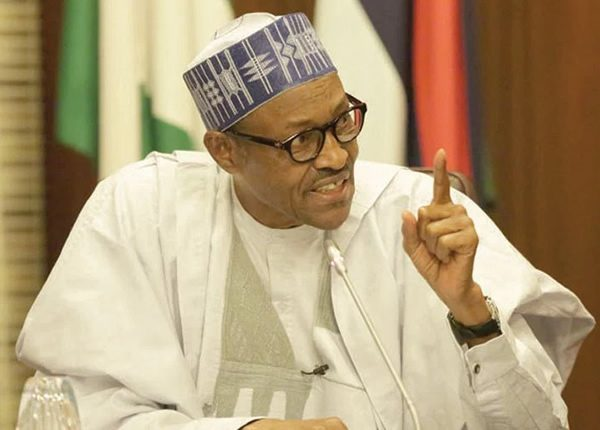 Buhari hints on seeking re-election, says 'people of Kano in my pocket'