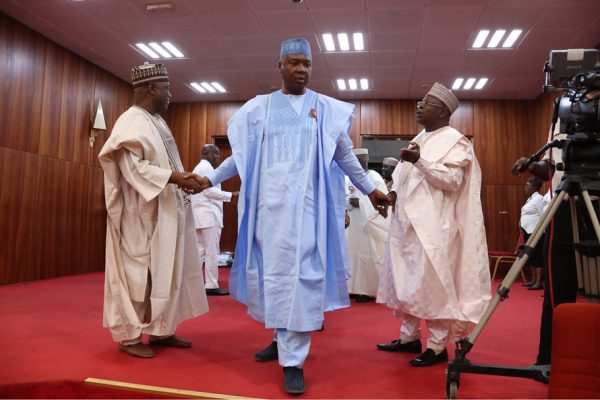 Budget 2018 - Saraki Warns Ministers, Others On Punctuality