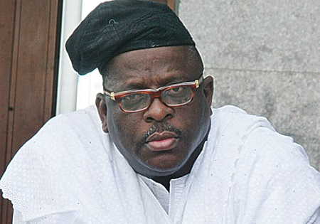 Fresh!!! Court sacks Kashamu as Ogun state PDP governorship candidate