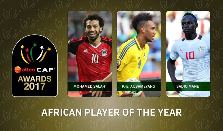 CAF releases final short list for African Player of the Year award