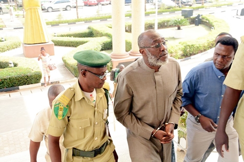 Metuh's Trial: Court Adjourns Case Till December 5