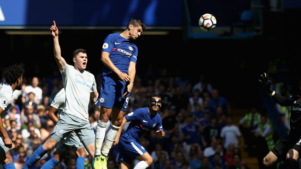 'Morata Would Miss His Own Funeral' – Chelsea Fans Troll Morata For Missing Goal Scoring Chances