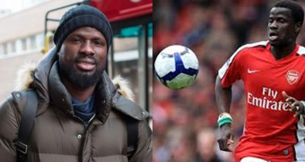 Emmanuel Eboue Is Now Poor