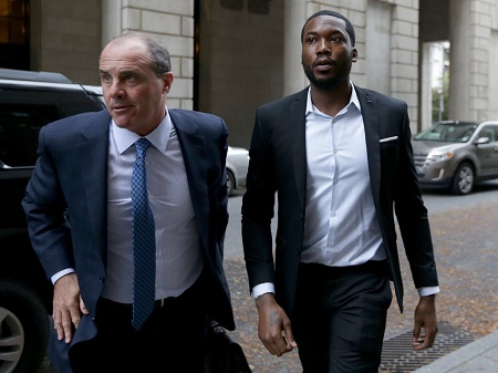 Meek Mill's bail request turned down by Judge