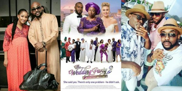 The Wedding Party 2.Large Percentage Of Nigerians Say The Wedding Party 2 Was