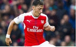 ozil eyes huge pay increase as aubameyang edges closer to arsenal 300x184 - Why Was Ozil Substituted??? – Fans Ask As Brighton Held Arsenal