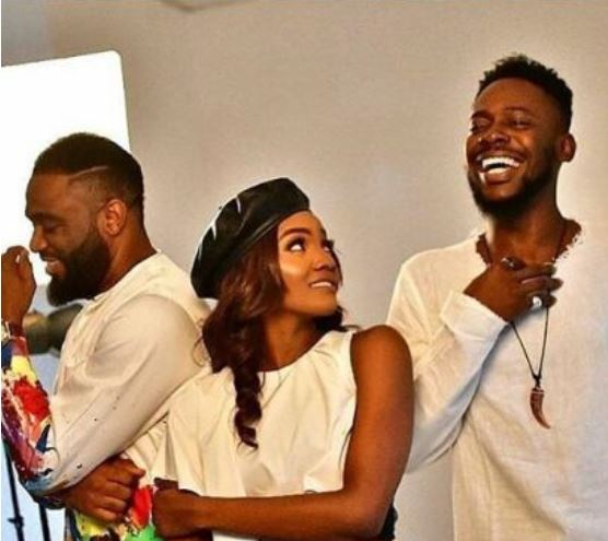 Adekunle Gold And Simi Dating, Confirmed? See Their New Photo That