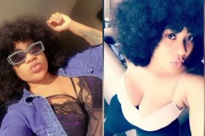 """Fine girl like us na big belle men dey rush us"" – Nkechi Blessing"