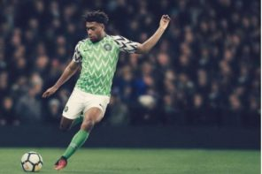 'Alex Iwobi Is The Second Coming Of Okocha' – See What Nigerians Are Saying About Iwobi's Scintillating Display