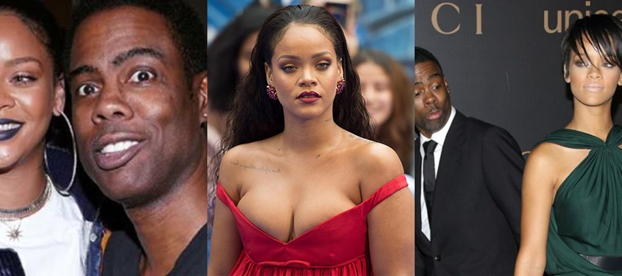 Chris Rock reveals how he was rejected by Rihanna