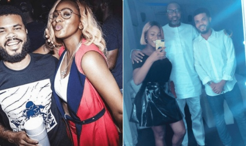 DJ Cuppy reacts to her dad joining Instagram - Information