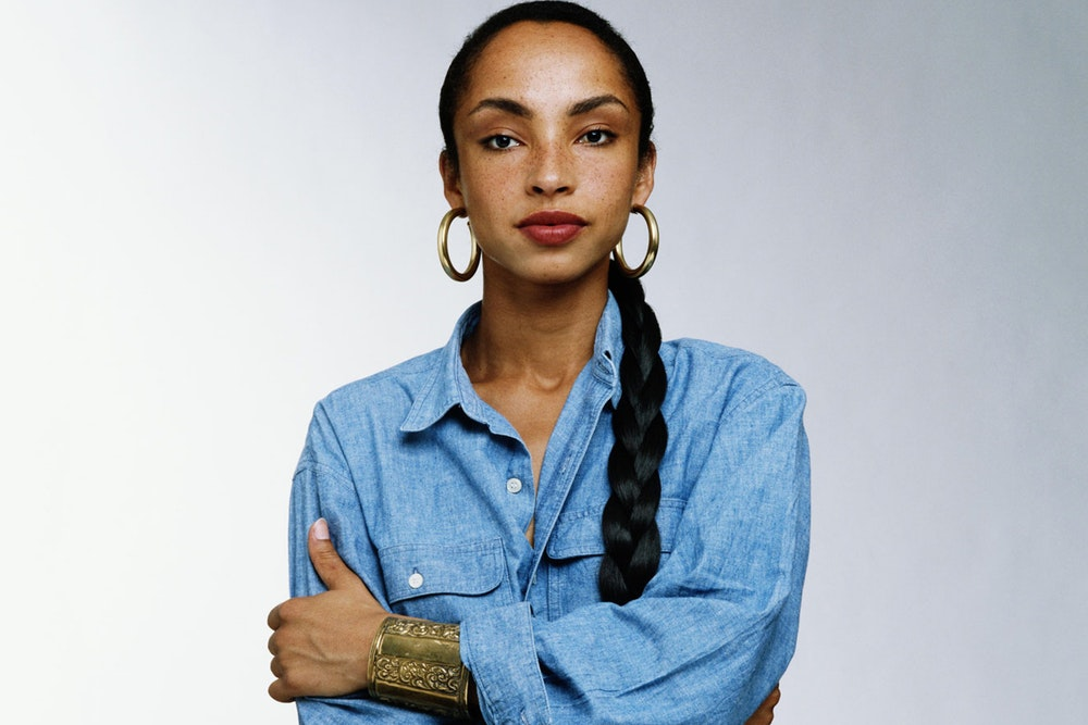 Image result for sade adu at 60