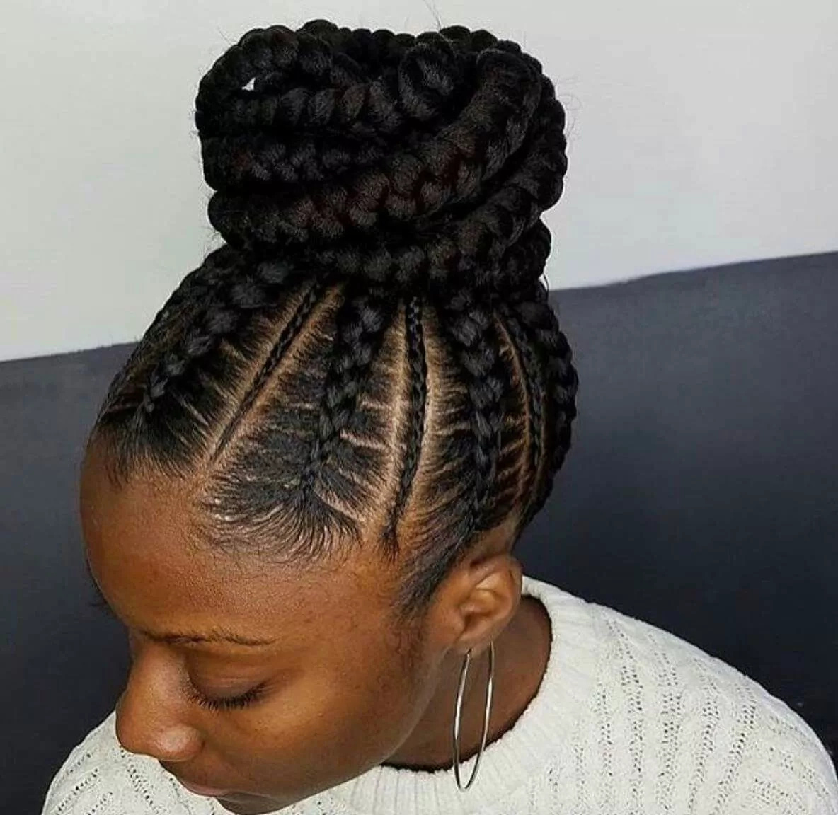 Braid Hairstyles: Top 10 African Braiding Hairstyles For Ladies (PHOTOS