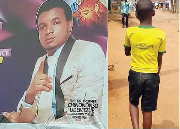 Yahoo boys are trying to set me up – Pastor accused of