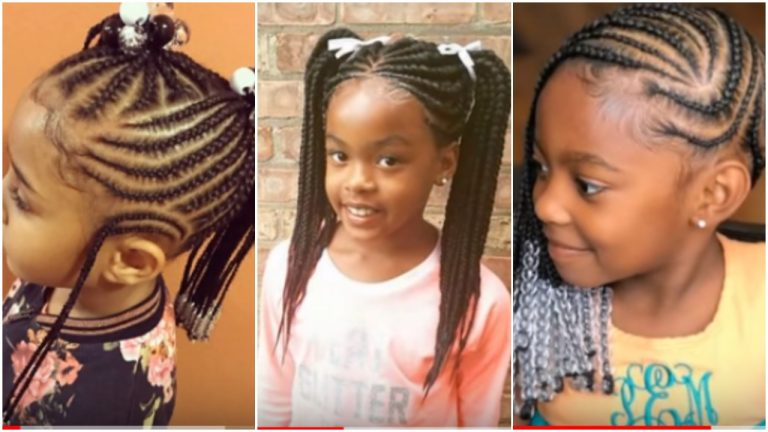 15 Cute Braided Hairstyles Bound To Make Your Daughter Stand Out ...