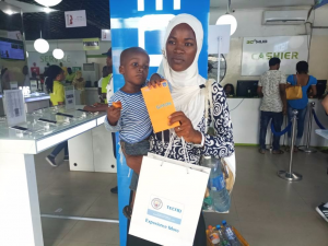 Lot of nigerians winning instant gifts as tecno easter promo ends the easter promo which commenced on the 21st of march is still ongoing in selected tecno outlets nationwide lot of customers are already winning big negle Images