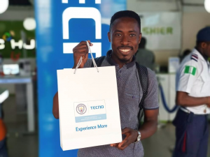 Lot of nigerians winning instant gifts as tecno easter promo ends you may like negle Images