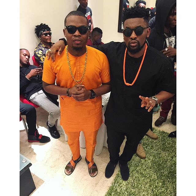 5 people who could be Olamide's best man on his wedding (Photos