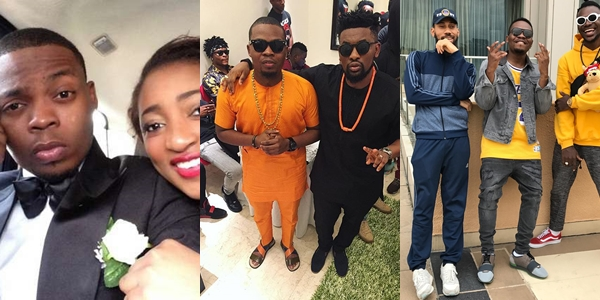 5 people who could be Olamide's best man on his wedding