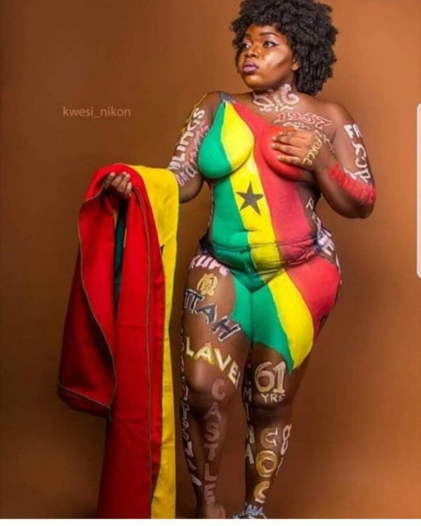 Women Posing Nude For Different Causes Is Not Uncommon With Some Doing It To Celebrate Birthdays Pregnancy Shoots Protests And So On And While Some