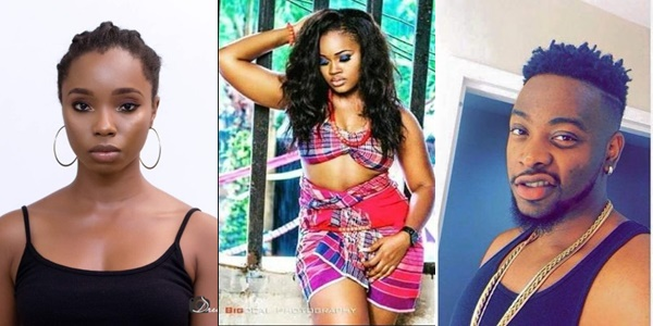 Bbnaija cee c speaks on why she put teddy a and bambam - Put cotton ball trash can ...