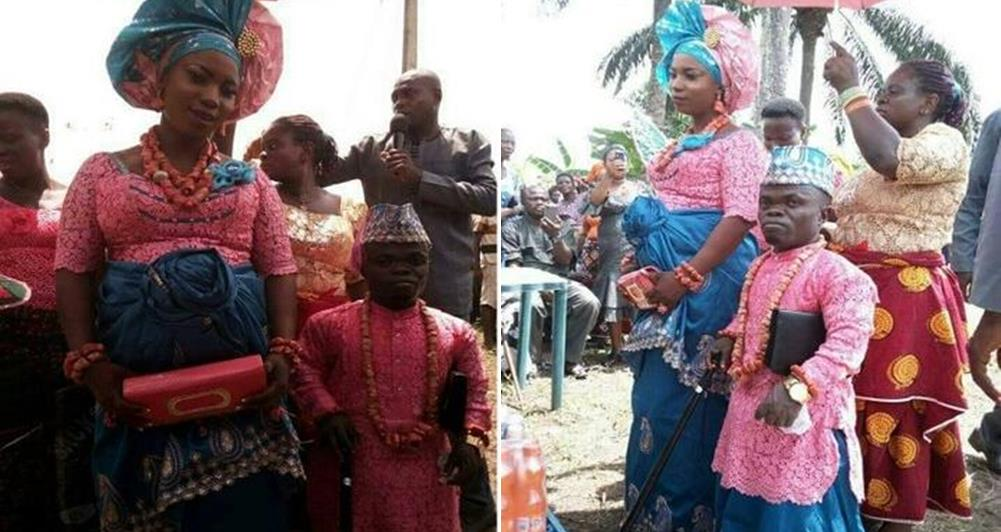 The Identified As Mr Mrs Ufuoma Asigri A K Hod Celebrated Their Traditional Wedding In Style And Curly Latest Making