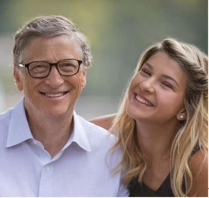 Check Out Photos Of Bill Gates Beautiful Youngest Daughter Phoebe