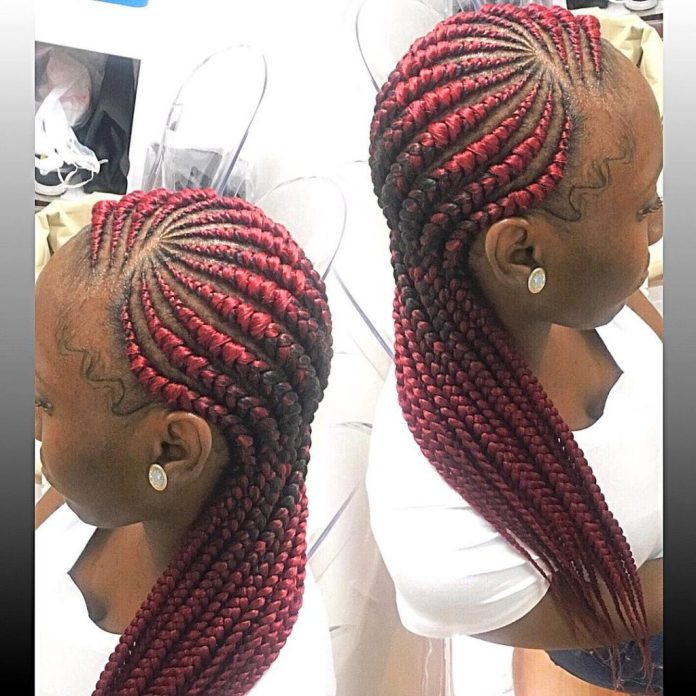 Checkout The 10 Best Ghana Weaving Hairstyles To Rock This