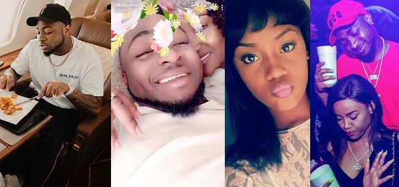 Davido Reacts To Break Up Rumors With His Girlfriend Chioma