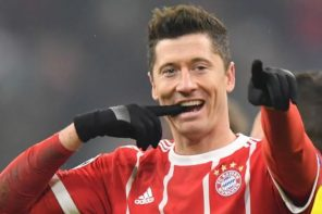 What Bayern Munich Striker, Roberto Lewandoski, Said After Learning That His Team Has Been Drawn To Face Liverpool In The Champions League Round Of 16 Would Wow You As A Football Fans