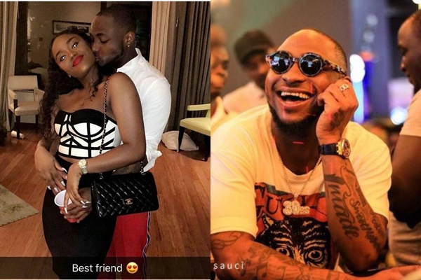 I Slepted Off Davido Shades His Girlfriend Chioma As He Calls Out Babcock University