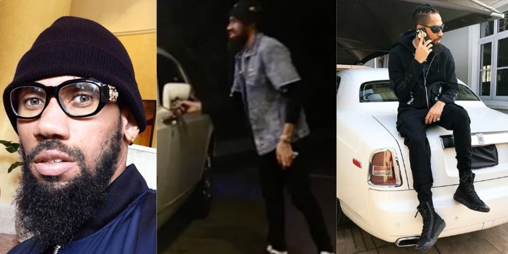 """My G of life"""" – Checkout Phyno's birthday message to Olamide"""