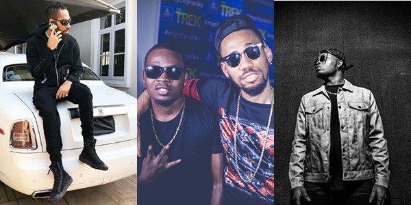 "My G of life"" – Checkout Phyno's birthday message to Olamide"