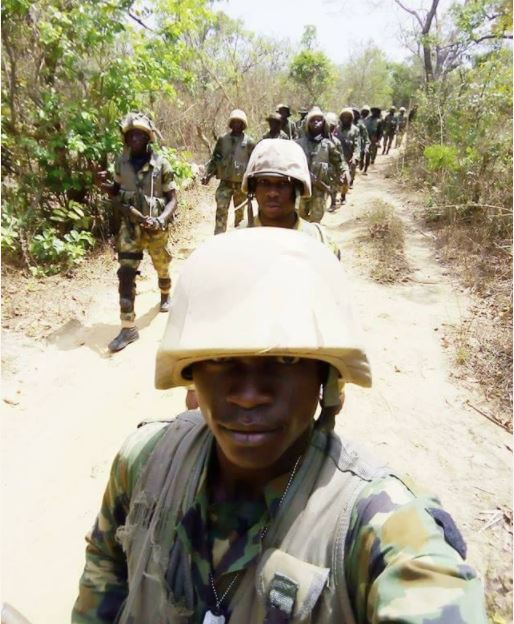 Nigerian Soldiers Fighting Boko Haram Sect Cry Out For Help
