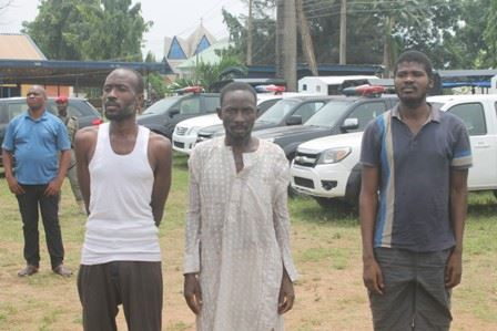 Photos Of Deadly Armed Robbers, Kidnappers And Cultists