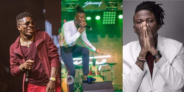Shatta Wale Can't Even Play Live Band For 10 Minutes – Stonebwoy