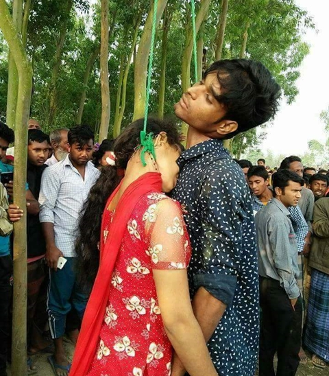 till death do us part young couple commit suicide by