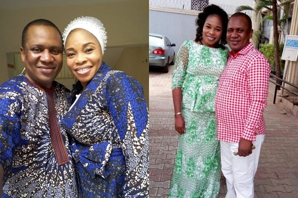 Image result for Tope Alabi Reveals Why She Would Never Call Her Husband Daddy