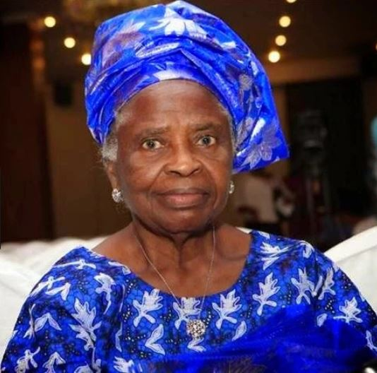 vice president yemi osinbajos mother reveals how she raised her sons in new revealing interview - Anyone who says Buhari/Osinbajo haven't done well, don't live in this world – Osinbajo's mother