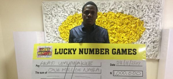 WIN UP TO N100,000,000 IN THE LUCKY NUMBER GAMES ON YOUR MTN