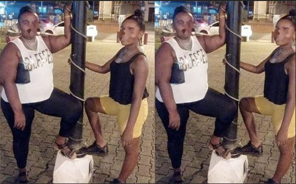 13-year-old girl cries for help on social media, claims her mother gives her to men for s3x (video)