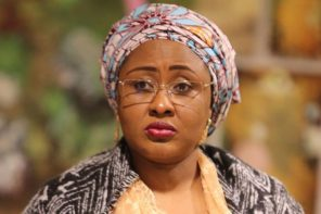 Aisha Buhari orders arrest of her ADC for defrauding her of over N2.5B