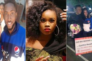 """#BBNaija 2018: """"Biggie pairing 'boy and girl' was a set up, I don't have regrets"""" – Cee-c"""