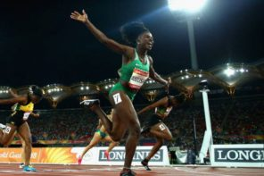 Commonwealth Games: Meet Oluwatobiloba Amusan, the first Nigerian to ever win gold in 100m sprint hurdles