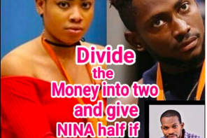 Read Uche Maduagwu's message to BBNaija's Miracle